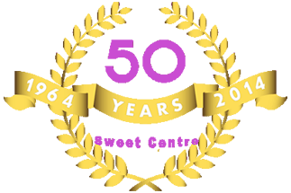 Bradford-Sweet-Centre-50 Year-Logo